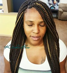 what kind of hair do you use for box braids - Google Search