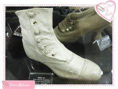 A história do sapato - Exposição