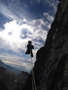 Guide Alpine Emilia Romagna, Liguria e Toscana | Alpinismo, canyoning, ferrate, cascate di ghiaccio, arrampicata, scialpinismo, freeride, escursionismo.
