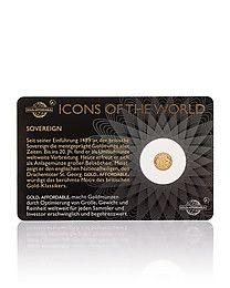 Reppa Münzen Goldmünze Sovereign