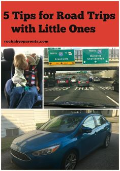 5 Tips for Road Trips with Little Ones - rockabyeparents.com