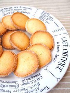 「バニラのディアマン」Kaori   お菓子・パンのレシピや作り方【corecle*コレクル】