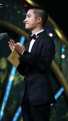 Tipe bakk Kyungsoo, Kaisoo, Chanyeol, Sing For You, Blue Dragon, My One And Only, Whats Wrong, Film Awards, Just Kidding