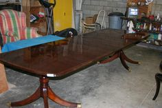 Robert Burger Fine Antique Furniture Restorations - Photo Gallery
