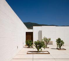 Madinat At Zanara Museum, Cordoba by Nieto Sobejano Arquitectos © Fernando Alda