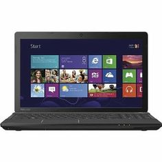 "Toshiba Satellite C55-A5308 15.6"" Laptop PC - Intel Core i3 / 4GB Memory / 750GB HD / DVD±RW/CD-RW / Built-in HD Webcam & Microphone / Windo..."