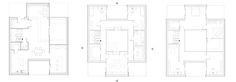 Frame house - plan