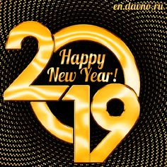 New Year Quotes : QUOTATION – Image : Quotes Of the day – Description Happy New Year GIF 2019 Images, Animated Greeting Cards 8 Sharing is Caring – Don't forget to share this quote ! Happy New Year Animation, Happy New Year Quotes, Happy New Year Images, Happy New Year Wishes, Happy New Year Greetings, Quotes About New Year, Merry Christmas And Happy New Year, New Year Animated Gif, Images Gif