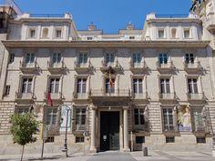Palacio de Goyeneche  (Museo de Bellas Artes de San Fernando).