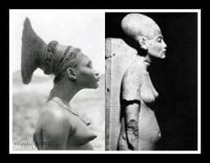 Mangbetu #RDCongo people. Ancient culture Pharaonique. Kemet