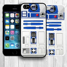 Funny R2D2 iPhone 5s 5 Case Star Wars For Geek iPhone 5s Cover  #ForGeek #iPhone5s #iPhone5sCase #iPhone5sCover #R2D2 #starwars #Starwar Christmas Gift
