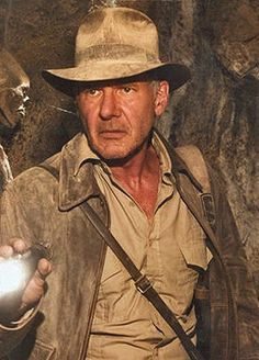 IndyGear.com: Fedora Indiana Jones Fedora, Indiana Jones 1, Henry Jones Jr, Blade Runner Art, Jeremiah Johnson, Harrison Ford, Crystal Skull, Cute Guys, Archaeology