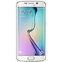 Samsung G925 Galaxy S6 edge Smartphone débloqué (Ecran: 5.1 pouces) Blanc (import Italie)
