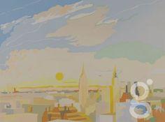 Manhattan Sunset -