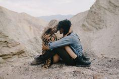 Death Valley Photos / Jessy+Perry - Portland Wedding Photographer