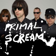 Primal Scream Tickets available for Tuesday October Scream 1, Primal Scream, Music Pictures, Duffy, Picture Design, David Bowie, Music Stuff, Cool Bands, Punk Rock