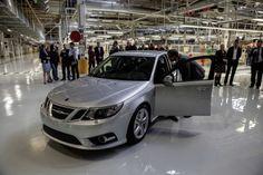 Saab voltou a produzir