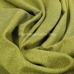 New Furnishing Fabric Plain Poly Cotton Flat Weave Upholstery Material In Beige Colour Sold By The Metre