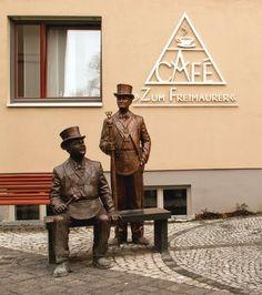Cafe zum Freimaurer, Quedlinburg