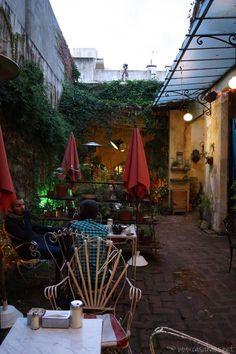 Terraza Malvon Confitería En Buenos Aires | Casa Haus