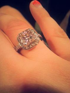 Diamond Candle Ring