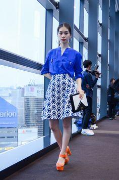 【ストリートスナップ】@Tracy Street of Shibuya, Tokyo Fashionsnap.com | Fashionsnap.com
