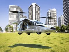 Introducing the Hybrid-Electric Flying Car of the Future - My Modern Metropolis