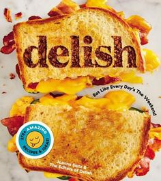 """JOANNA SALTZ is the Editorial Director of Delish. Delish by ,Joanna Saltz. Their motto is, """"You don't have to know how to cook - you just have to love to eat. Comida India, Keto Recipes, Cooking Recipes, Delicious Recipes, Amazing Recipes, Copycat Recipes, Easy Recipes, Cookies Et Biscuits, Chip Cookies"""