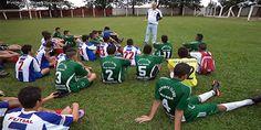 Cinco jacarezinhenses são escolhidos para as categorias de base do Cruzeiro - http://projac.com.br/noticias/25592.html