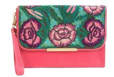 Gorgeous Mexican Design Clutch!