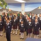 "DETROIT, MI -- A viral video of a Detroit kids choir's rendition of the Pharrell Williams hit song ""Happy"" appears to be gaining national interest.  And it might not stop there based on the feedback and flood of calls the Detroit Academy of Arts and Sciences has received this week after it was posted on YouTube.  ""It's been amazing,"" said Maurice Morton, the school's CEO, in an interview Tuesday with MLive.com. ""And to be honest with you, it was just a rehearsal clip! ""It was just 'Let's ..."