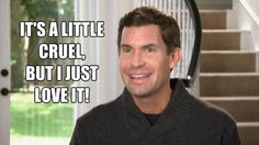 Flipping Out Reality TV Jeff Lewis - he has the most twisted sense of humor, but I'm crazy about him. I love him. Jeff Lewis Paint, Jeff Lewis Design, I Love Him, Just Love, Funny Me, Funny Stuff, Bravo Tv, Flip Out, Perfect Word