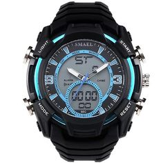 2019 Top Luxus Marke Herren Sport Uhren Dive 50 M Digital Led Military Uhr Männer Casual Elektronik Armbanduhren Uhren Digitale Uhren