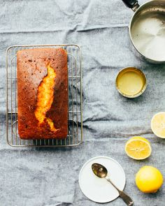 Lemon Pound Cake on Foodess-1