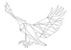 digital art, minimal art, geometric art © Cornelia Brizsak 2014 Geometric Art, Minimalism, Digital Art, Tattoos, Tatuajes, Tattoo, Japanese Tattoos, Tattoo Illustration, A Tattoo