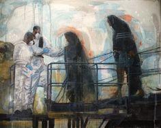 Eurotraum 2 Painting, Art, Art Background, Painting Art, Kunst, Paintings, Performing Arts, Painted Canvas, Drawings