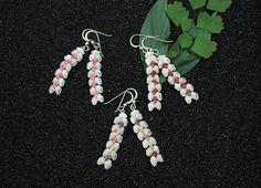100% Authentic Niihau Kipona Earrings 1/5 // Item by KauaiCurators