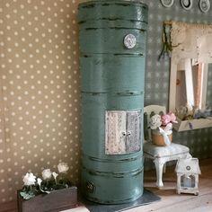 #nukkekoti #dollhouse #fireplace