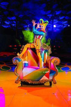 Saltimbanco Cirque du Soleil
