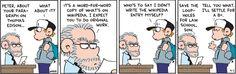 FoxTrot Comic Strip, September 07, 2006 on GoComics.com