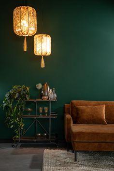 Green Bedroom Walls, Green Accent Walls, Living Room Decor Green Walls, Forest Green Bedrooms, Green Wall Color, Green Bedroom Decor, Accent Walls In Living Room, Dark Teal Bedroom, Dark Bedrooms