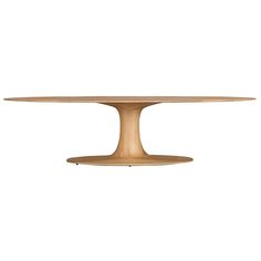 Shop SUITE NY.COM for the Turntable Oval by Formstelle for Zeitraum and more solid wood contemporary dining tables