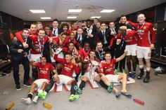 Manchester United FC - EFL Cup Winners 2017