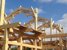 Timber Frame by ArtFamily (Russia):
