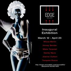 4m my Eyes: The Edge Gallery for Fashion and Styling Imagery