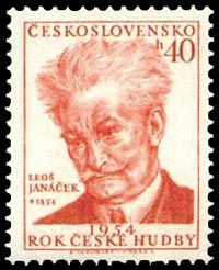 Janacek is one of the important Czech composers, his main work being 9 operas. The bulk of his best creative work was composed in the last 15 years of his life.