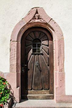 Riquewihr, doorway | por Chris Bertram
