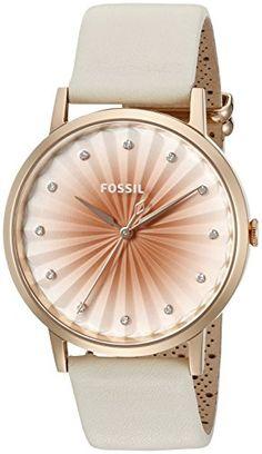 Fossil Women's ES3992 Vintage Muse White Leather Watch Fo... https://smile.amazon.com/dp/B01BM5NP8K/ref=cm_sw_r_pi_dp_IIgGxbG45HHJN