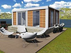 VVIP off the grid luxury prefabricated tiny portable garden house 25 sqm