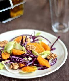ensalada de col lombarda y naranja - cocinaparaemancipados.com
